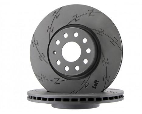 Disque de frein BLACK Z 100.3300.53 Zimmermann