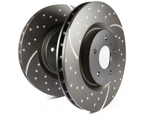 Disque de frein Turbo Grooved, Image 2