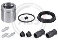 Kit de réparation, étrier de frein ECO-KIT 57433 ABS