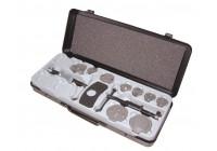 Kit d'outils de rotation/de remise, piston d'étrier de frein