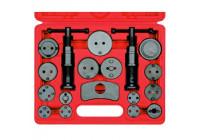 Trousse à outils pour piston de frein 18 pcs.