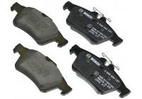 Kit de plaquettes de frein, frein à disque BP1037 Bosch