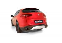 Einddemper Remus Alfa-Romeo Stelvio(Axle-Back) 2.0 T Multi-Air