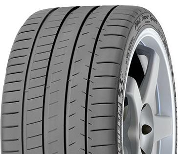 Michelin Pilot Super Sport 245/35 R19 93Y XL *