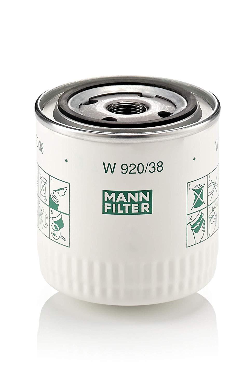 Mann Filter W92038 Oil Filter
