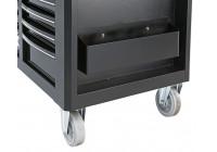Aerosolbehållare svart (MEGA, S14)