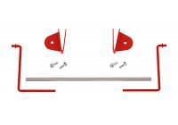Rullpapper röd (S10, S11, S13)
