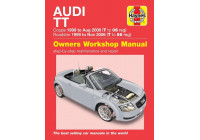 Haynes Workshop manual Audi TT Mk I (1999-2006)