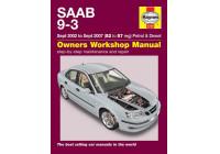 Haynes Workshop manual Saab 9-3 bensin och diesel (sep 2002 - sep 2007)