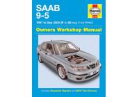 Haynes Workshop manual Saab 9-5 bensin (1997-2005)
