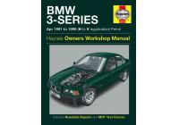 Haynes Workshop manual BMW 3-serie bensin (april 1991 - 1999)