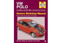 Haynes Workshop manual VW Polo (2009-2014)