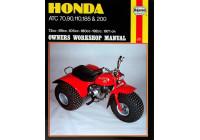 Honda ATVsATC70, 90, 110, 185 och 200 (71-85)