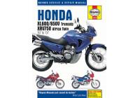Honda XL600 / 650V Transalp & XRV750 Afrika Twin (87 - 07)