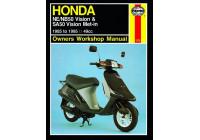 HondaNE / NB50 Vision & SA50Vision Met-in (85 - 95)