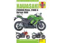KawasakiZ1000, Z1000SX & Versys (10 till 16)