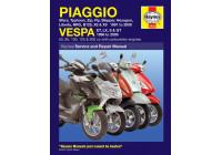 Piaggio & Vespa Scooters (91 - 09)