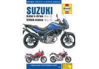 SuzukiDL650 V-Strom & SFV650Gladius (04-13)