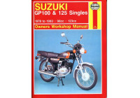 SuzukiGP100 & 125 Singlar (78-93)
