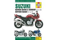 SuzukiGSF650 / 1250Bandit & GSX650 / 1250F (07-14)