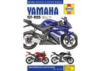 Yamaha YZF-R125 (08-11)
