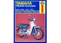 YamahaT50 & 80 Townmate (83 - 95)