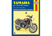 YamahaXS750 & 850 Triples (76 - 85)