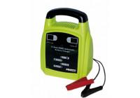 Automatisk batteriladdare MCH8A 12V / 8 Amp. Med funktionen snabbladdning