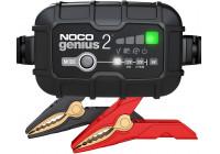 Noco Genius 2 Batteriladdare 2A