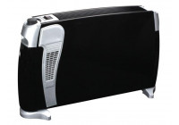 CONVECTOR HEATER - 2000 W - TURBOFUNCTION - SVART