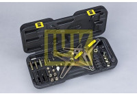 Monteringsverktyg, sats, koppling/svänghjul