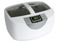 ULTRASONIC CLEANER med TIMER - 2.6L