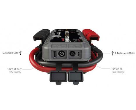 Noco Genius Battery Booster 12V 2000A GB70, bild 9