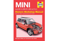 Haynes Workshop manual MINI bensin (juli 2001 - 2006)