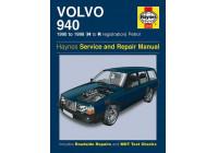 Haynes Workshop manual Volvo 940 bensin (1990-1998)