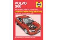 Haynes Workshop manual Volvo S60 bensin och diesel (2000-2009)