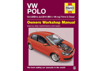 Haynes Workshop manual VW Polo (2009-2014)