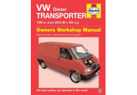 Haynes Workshop manual VW T4 Transporter diesel (1990-juni 2003)