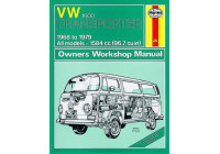 Haynes Workshop manual VW Transporter 1600 (1968-1979)