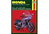 Honda CX / GL500 & 650 V-tvillingar (78 - 86)
