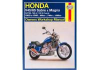 Honda V45 / 65 Sabre & Magna (82 - 88)