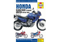 Honda XL600 / 650V Transalp & XRV750 Africa Twin (87 - 07)