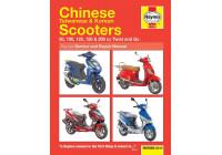 Kinesiska, taiwanesiska och koreanska Scooters 50cc, 125cc & 150cc (04-14)