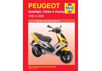 Peugeot Speedfight, Trekker & Vivacity Scooters (96 - 08)