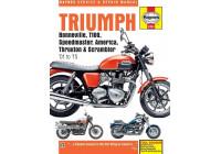 Triumph Bonneville (01-15)