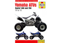 YamahaRaptor 660 & 700 ATV (01 - 12)