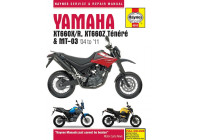 YamahaXT660 & MT-03 (04-11)