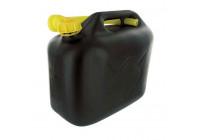 10 liter jerrycan svart