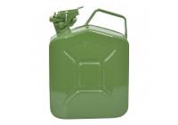 Jerrycan 5l grön metall