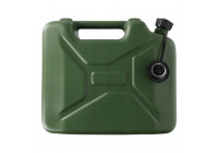 Jerrycan army green plastic